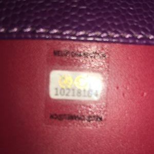 f91ba2054bea CHANEL Bags   Exotic Leather Eggplant Purse   Poshmark